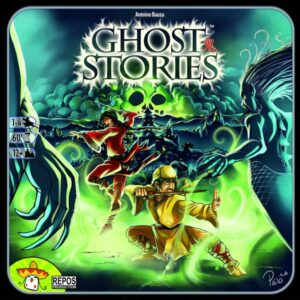 Ghost Stories review - cover