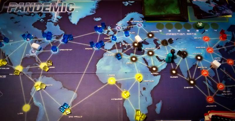 Pandemic review