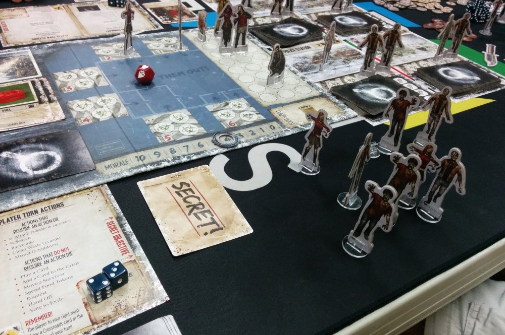 dead of winter board