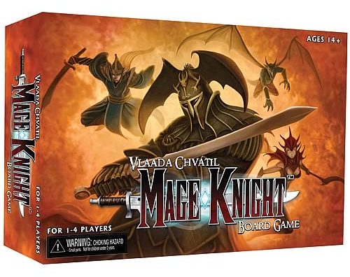 mage knight review