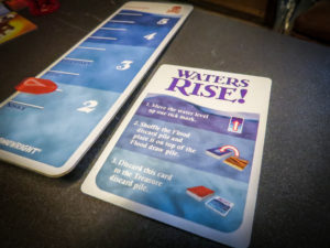 water rise card
