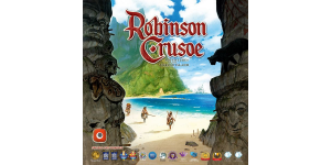 Robinson Crusoe second edition board game review - cover
