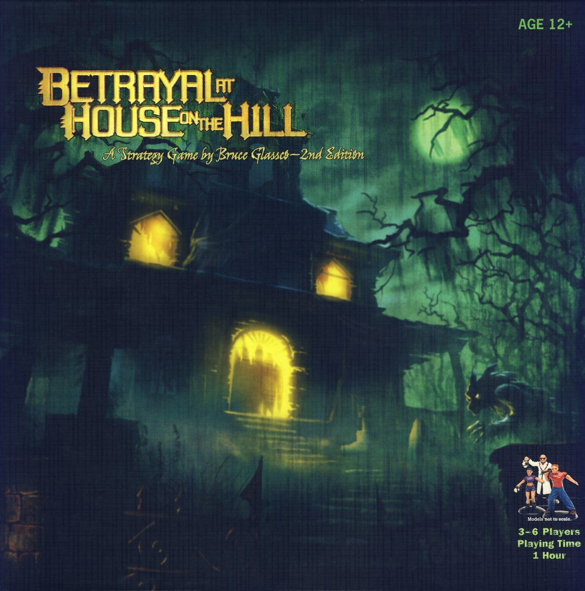 Betrayal at House on the Hill Review | Co-op Board Games image