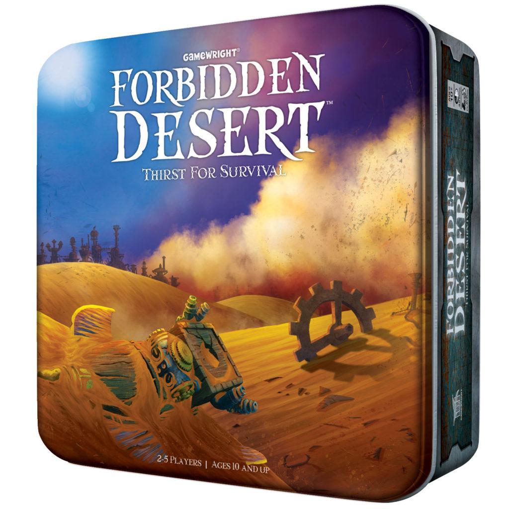 forbidden desert review