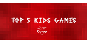 top 5 kids games
