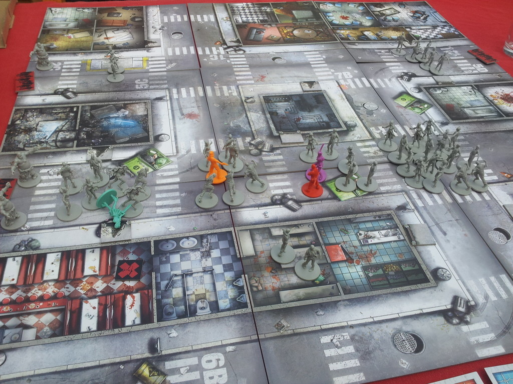 zombicide base game review