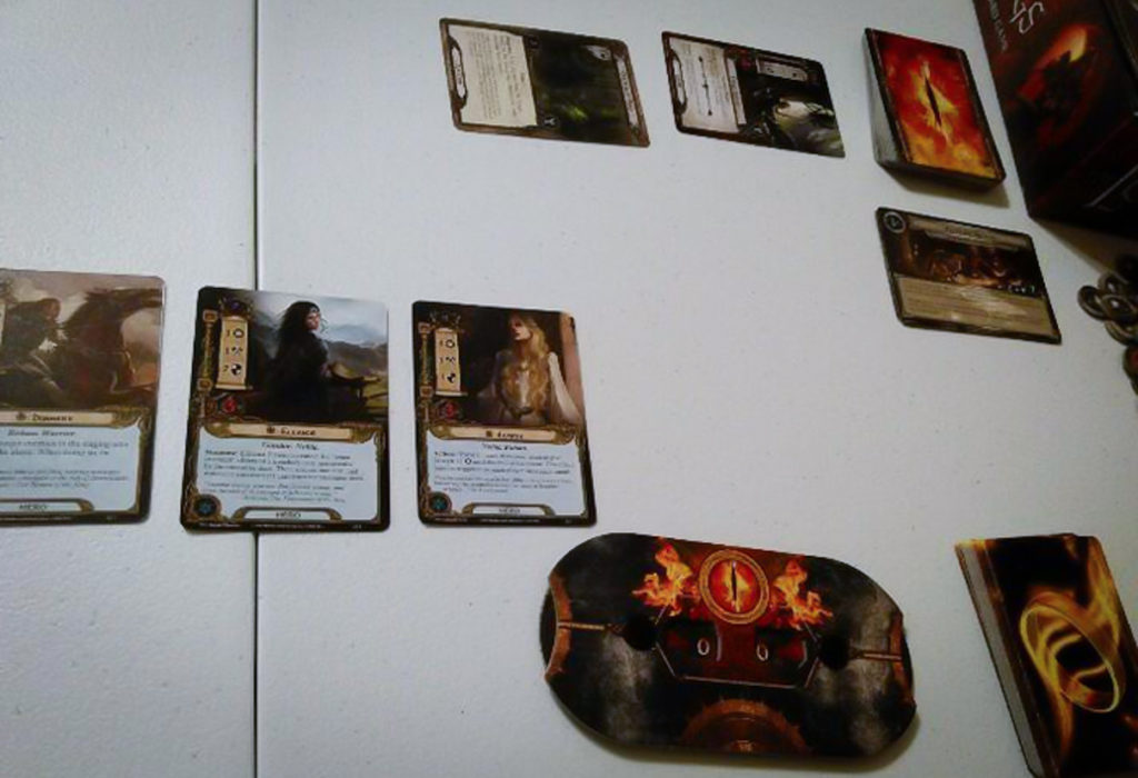 LOTR card game review