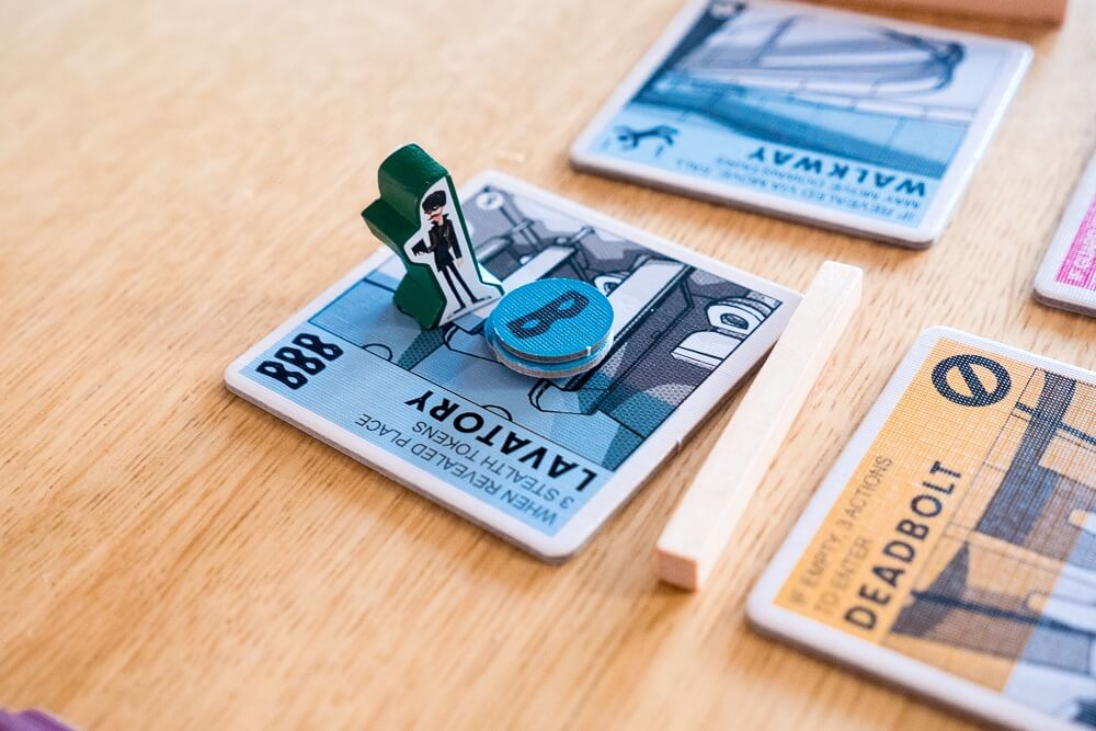 burgle bros. board game review