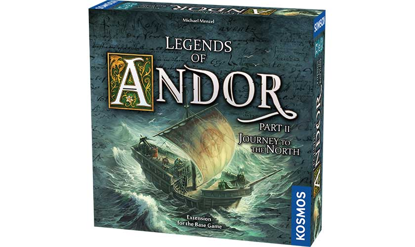 legends of andor journey to the north expansion