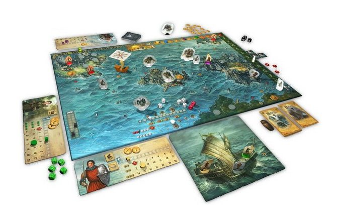 legends of andor journey to the north expansion2