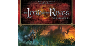 lord of the rings the card game review