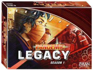 pandemic legacy review