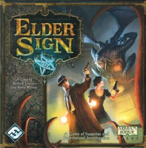 Elder Sign review - cover