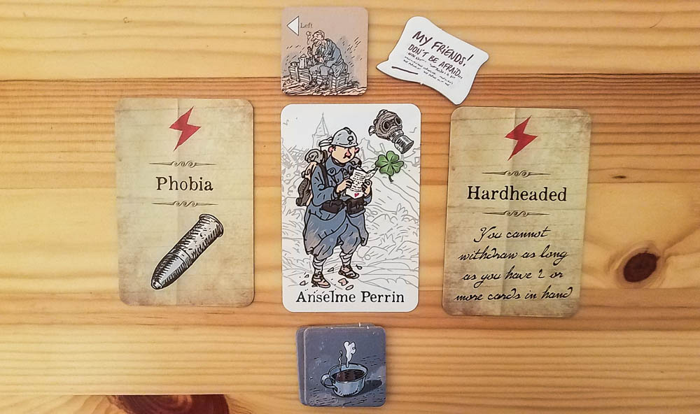 The Grizzled review - a grizzled and his hard knocks