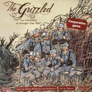 The Grizzled review - cover