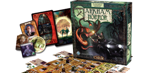 arkham horror board game review