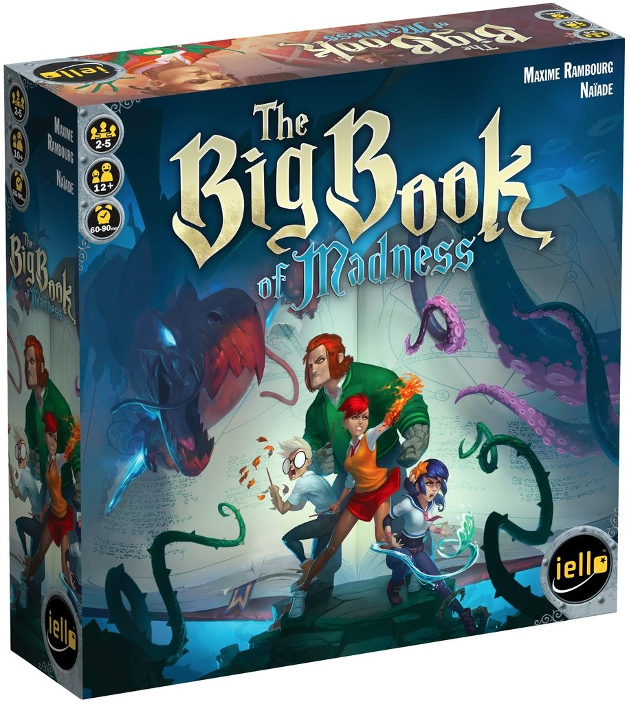 big book of madness review