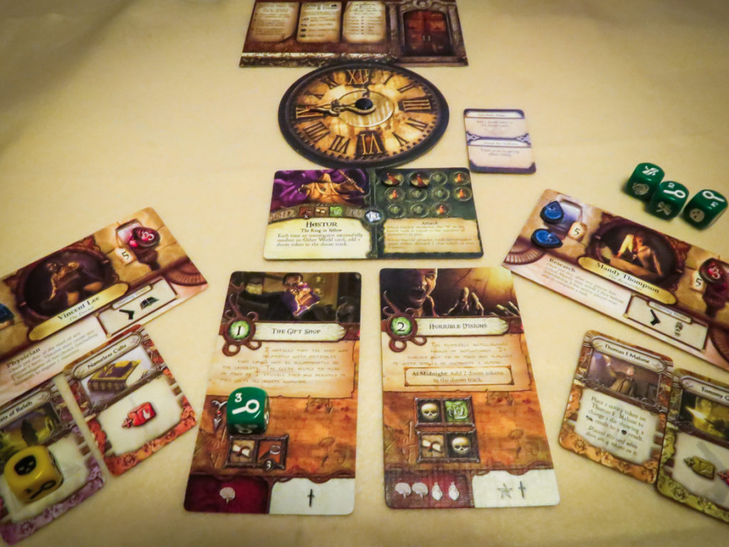 elder sign board game review