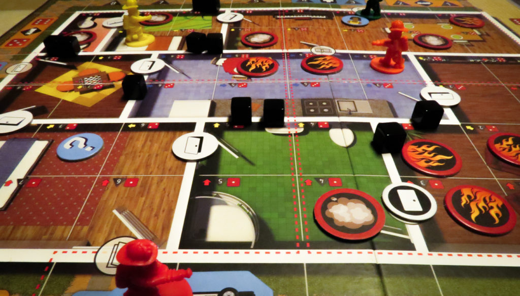 flash point board game review