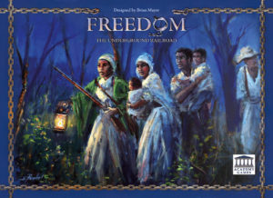 freedom the underground railroad review