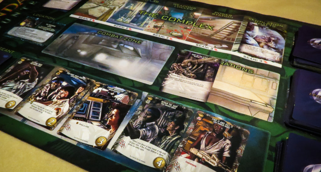 legendary encounters alien review