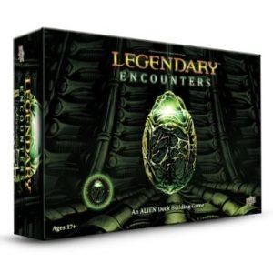 legendary encounters an alien deck building game review