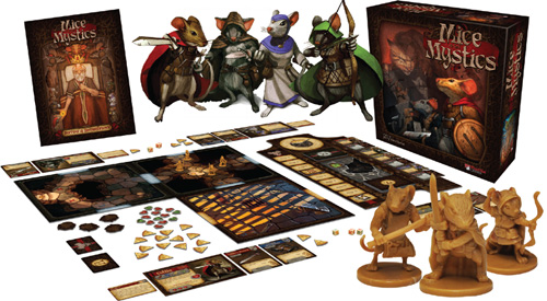 Image result for mice and mystics