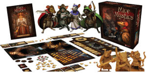 mice and mystics board game review