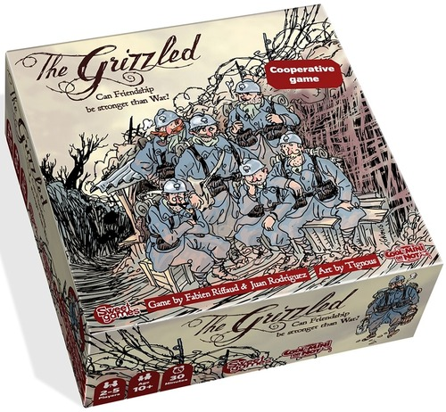 the grizzled board game review
