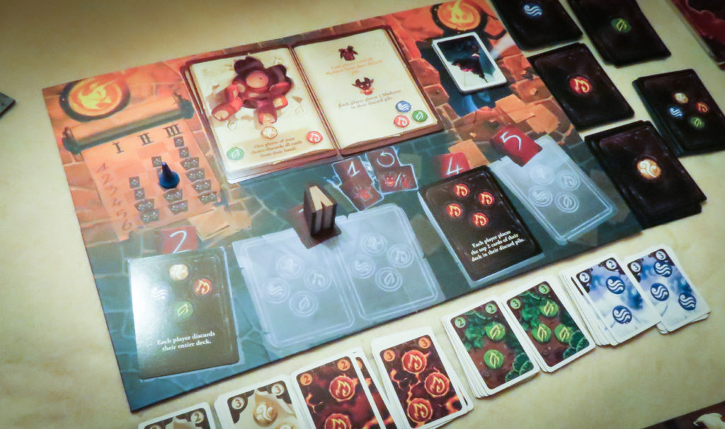 big book of madness board game review