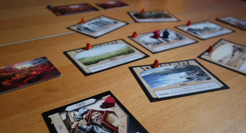 tiny epic defenders board game review