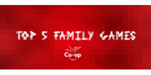 top 5 family games