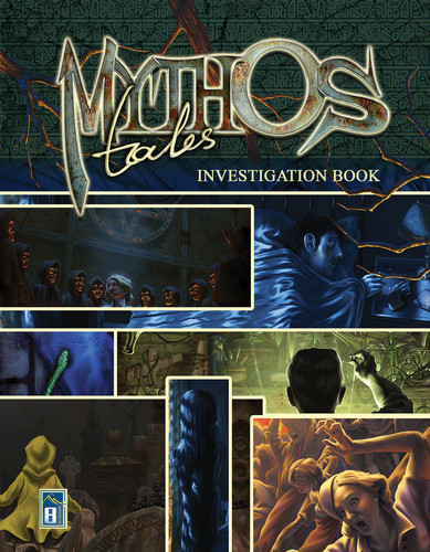 mythos tales investigation book