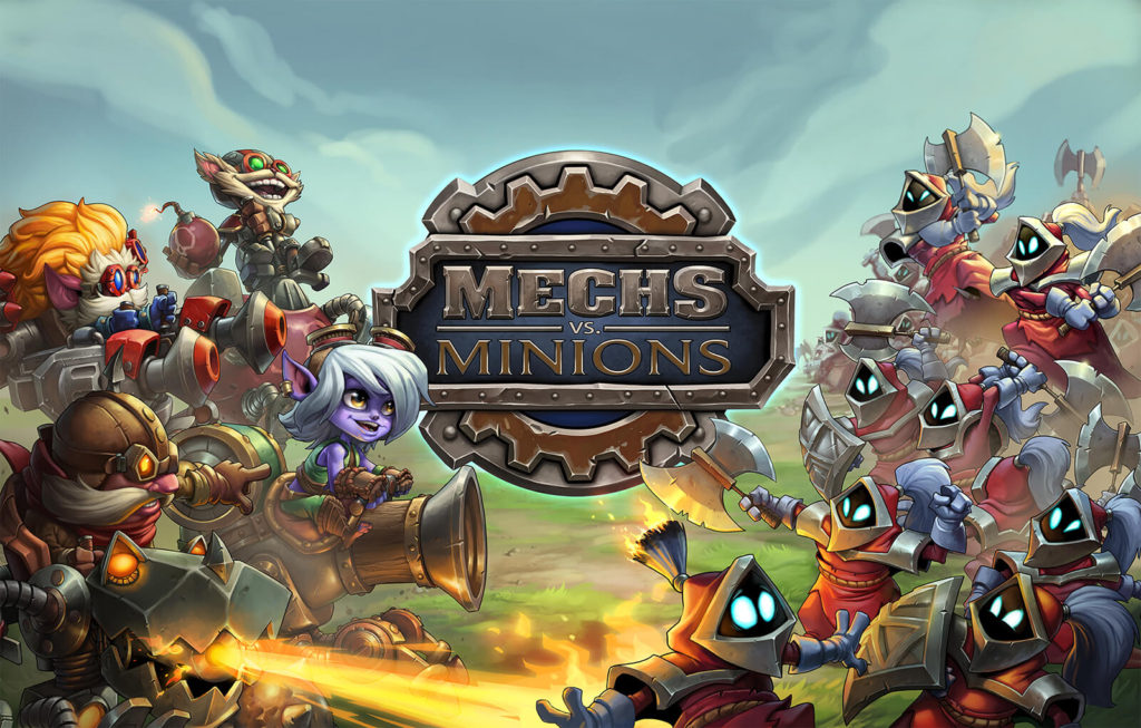 mechs vs. minions preview