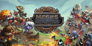 mechs vs minions preview