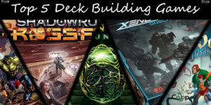 cooperative deck building games