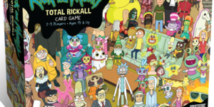 rick-and-morty-total-rickall-card-game-review