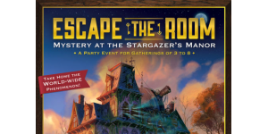 Escape the Room Mystery at the Stargazer's Manor