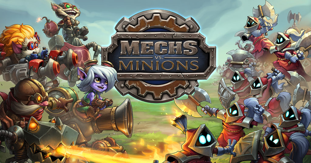 Mechs vs. Minions review