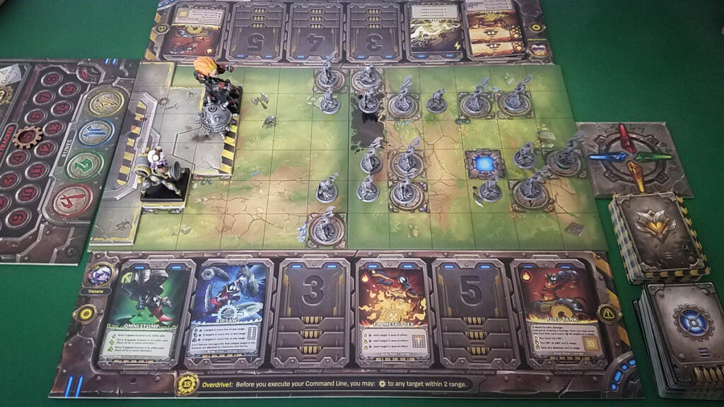 Mechs vs. Minions review - 2 player game