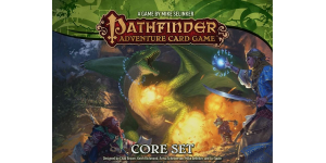 Pathfinder Adventure Card Game Core Set review - cover