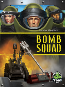bomb squad board game review