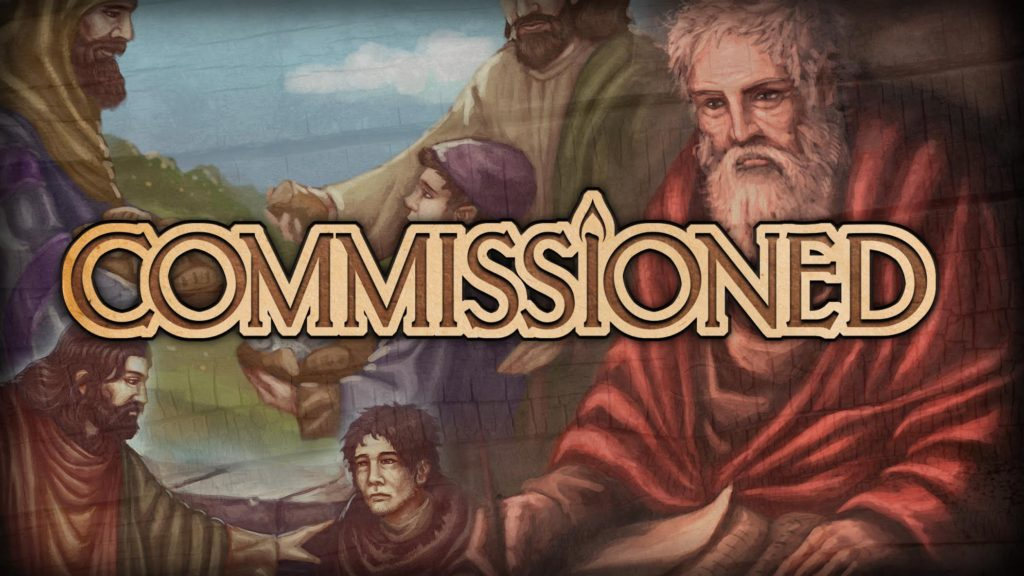 commissioned board game review