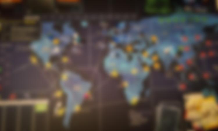 pandemic legacy board (spoiler-free)