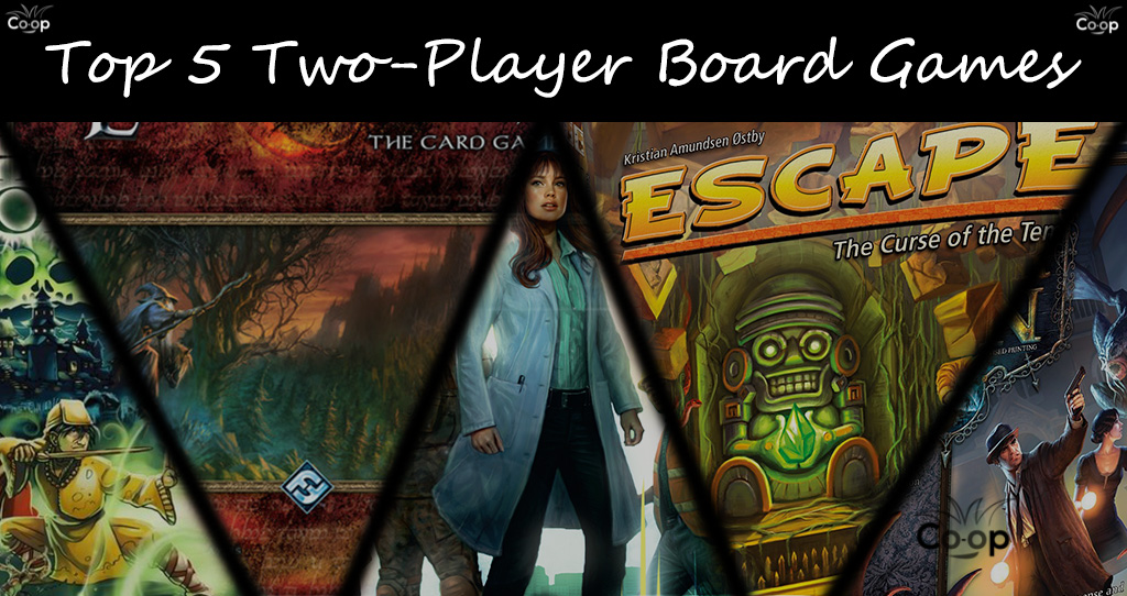 cooperative board-games for two players