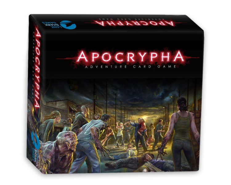 Apocrypha Adventure Card Game preview