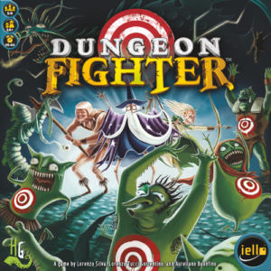 Dungeon Fighter board game review