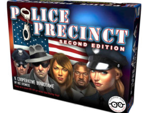 Police Precinct board game review