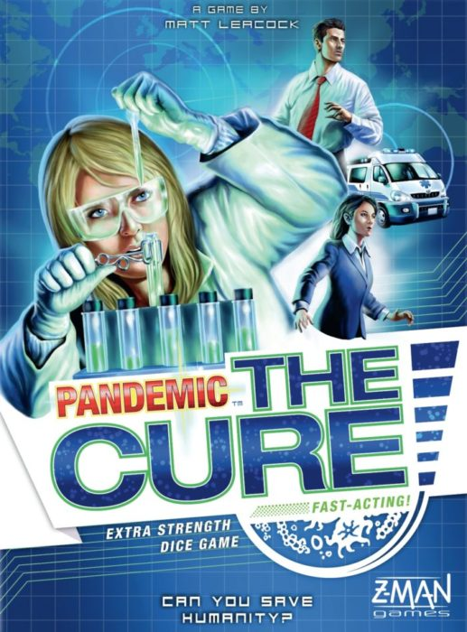 pandemic: the cure review