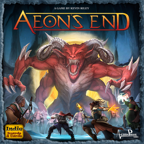 Coop Board Games - Aeon's End Review image